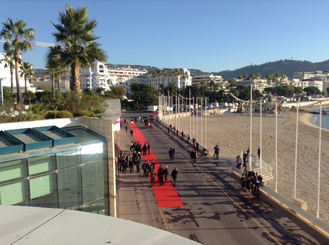 Cannes Mapic Messegelaende