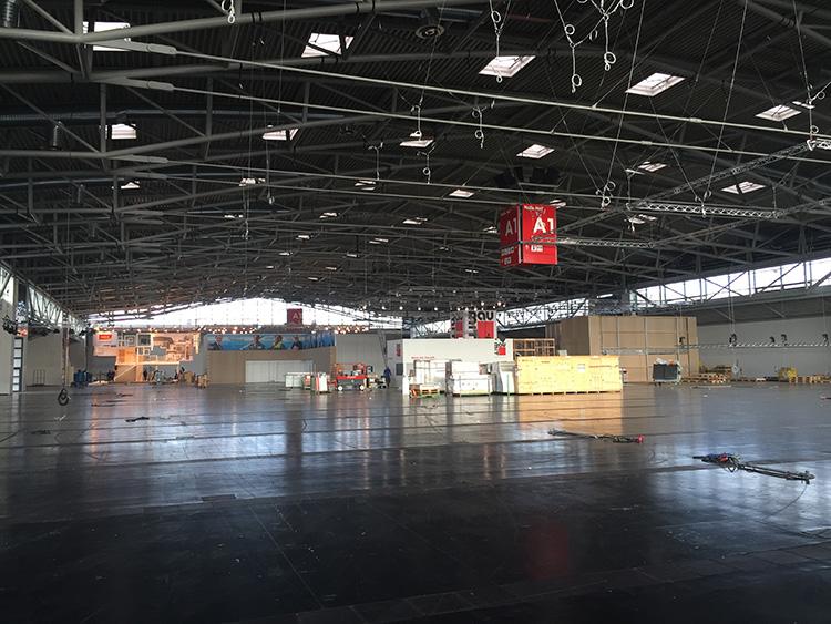 Messebauer Standbau BAU Messe