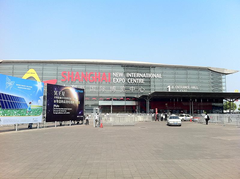 messebauer shanghai expo center