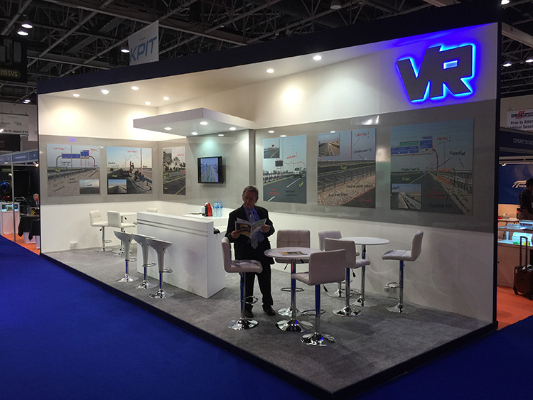 messestand messebauer gulf traffic dubai