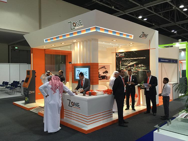 Standbau Standdesign Dubai VAE