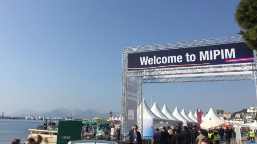 Die Messe Mipim in Cannes wurde aufgrund der Panikmache um das Coronaviruses auf Juni 2020 verschoben