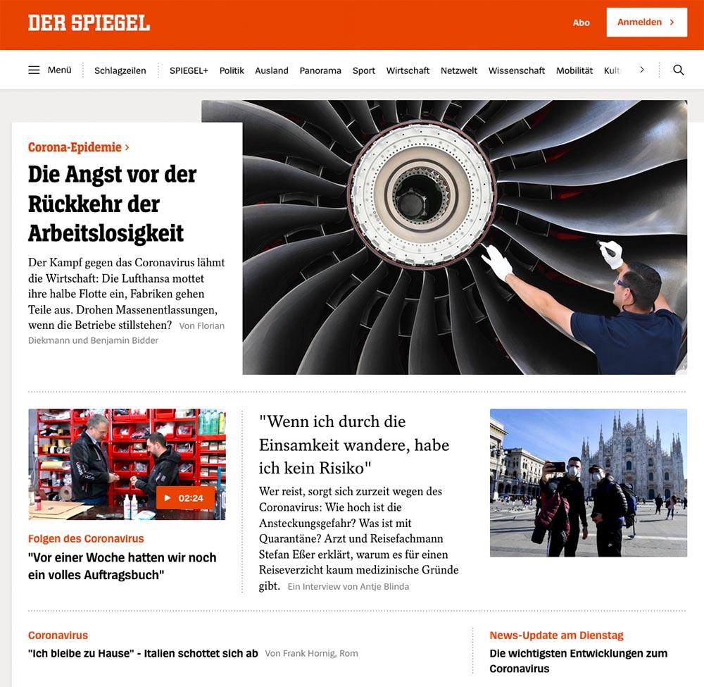 Angelo Franke Spiegel.de online Altmaier Antrag