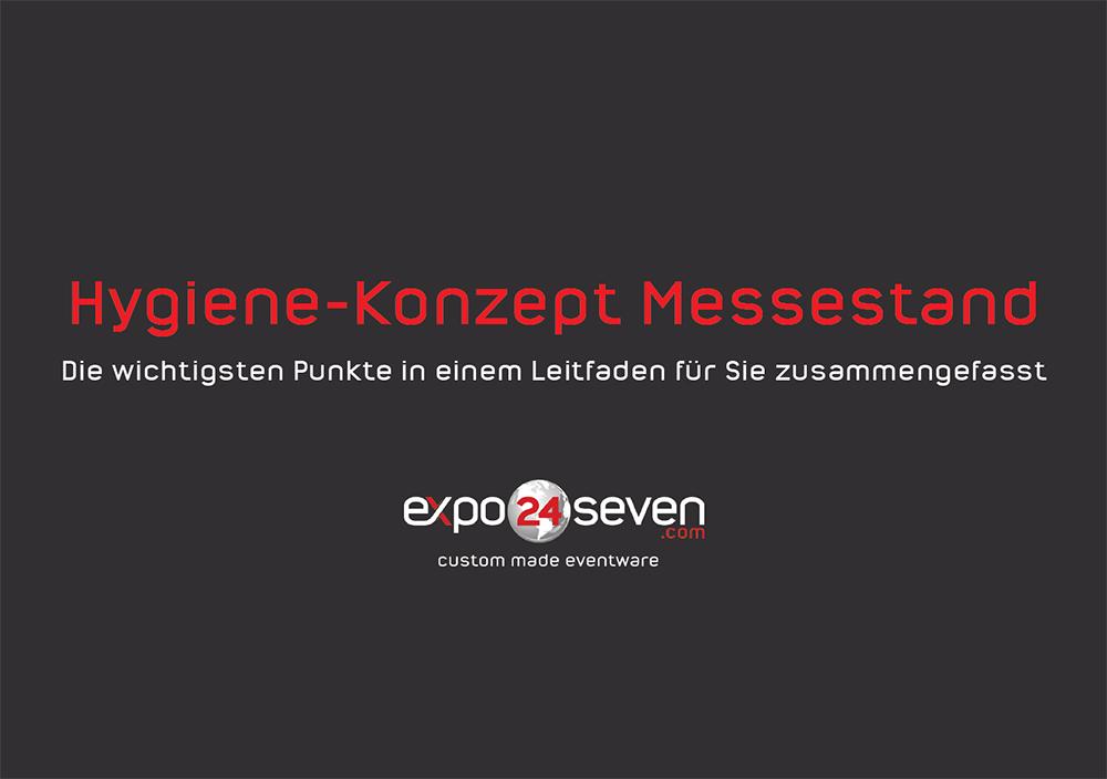Leitfaden Hygienekonzept Paperworld Messestand virtuell Hybrid Messe