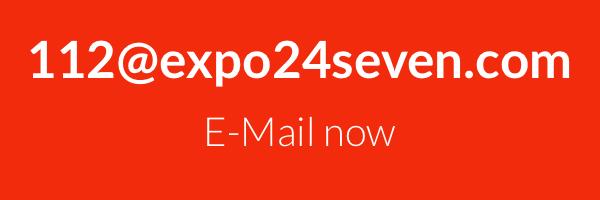 E-Mail für eilige Messebau Anfragen expo24seven